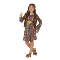 Hippie kostuum kind carnaval