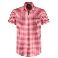 Trachtenhemd heren Tiroler shirt oktoberfest kleding