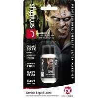 Vloeibare latex halloween zombie liquid latex