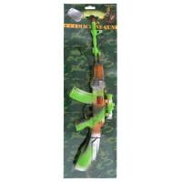 Speelgoed mitraillette leger camouflage