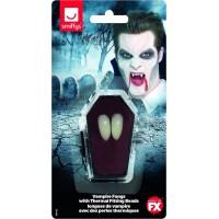vampier hoektanden dracula tandjes halloween tanden