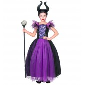 Maleficent kostuum kind disney halloween pak