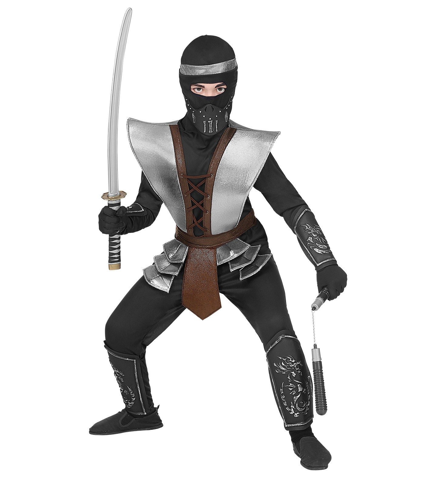 Carnavalskleding Dames Ninja.Ninja Kostuum Kind Jokershop Be Verkleedwinkel