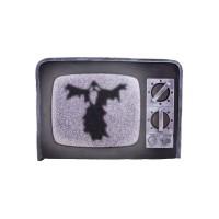 Halloween decoratie televisie + geluid