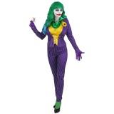 The Joker kostuum dames carnaval halloween