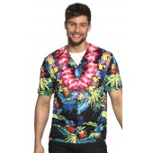 Fotorealistisch 3D shirt beach boy hawaii