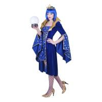 Tovenaar kostuum dames Isiora