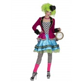 Mad Hatter kostuum dames Alice Wonderland