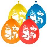Ballonnen Sinterklaas versiering decoratie sint piet