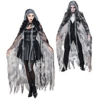 Halloween cape spookachtige geest