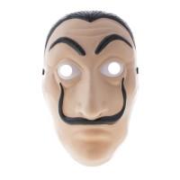 Dali masker La casa de Papel