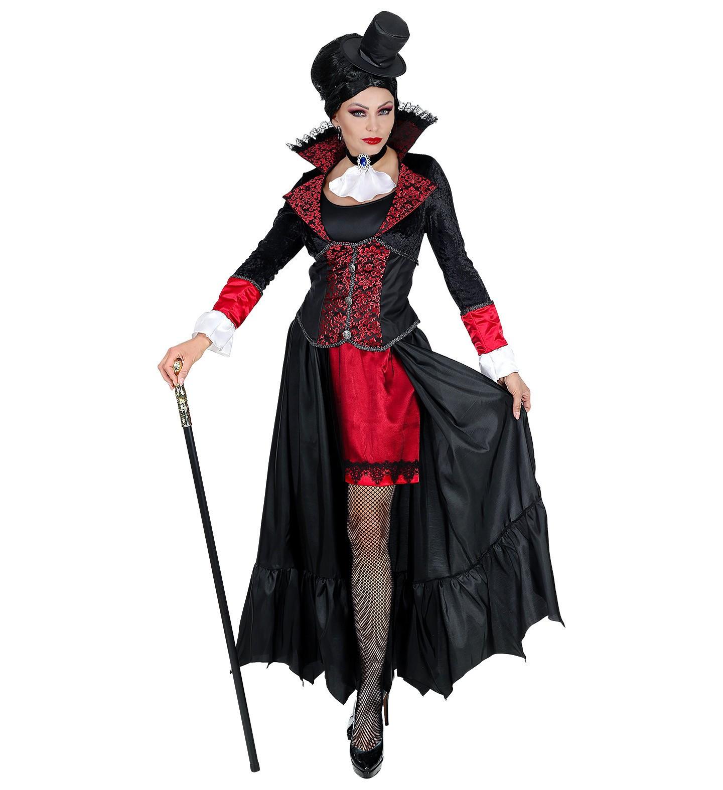 Professionele Halloween Kostuums.Vampier Jurk Dames Jokershop Be Halloween Kleding