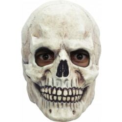 Halloween skelet masker White 2 Ghoulish