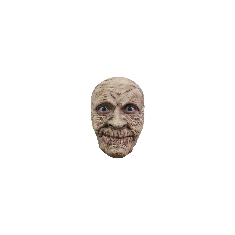 opa masker oude man carnavalsmasker