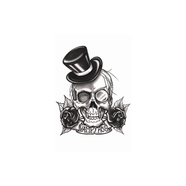 Gothic Tattoo Vampyros