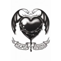 Gothic Tattoo Dead Inside