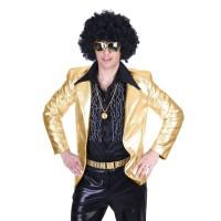 Disco Fever jasje heren gouden blazer