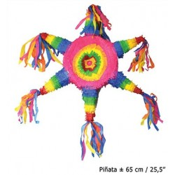 Pinata Mexicaanse Ster 65cm