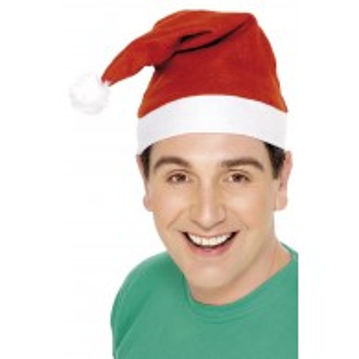 Goedkope Kerstmutsen PROMO pakket 12 stuks