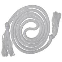 Witte habijt koord 200 cm