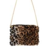 Handtas luipaard panter motief