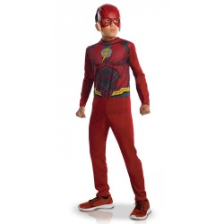 Flash kostuum kind Justice League