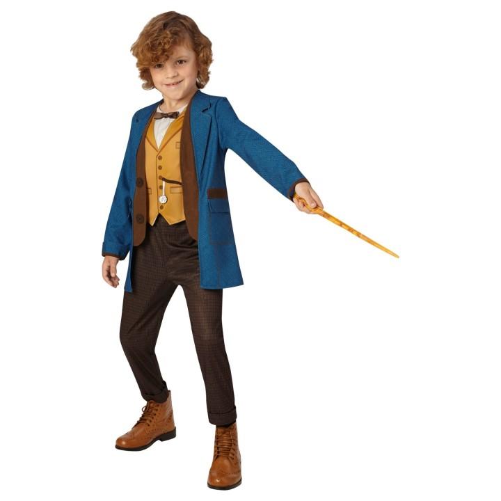 Newt Scamander Fantastic Beasts kostuum kind