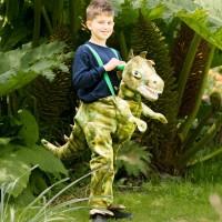 Instap kostuum dino Dinosaurus pak kind