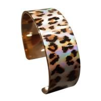 Armband luipaard print