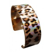 Armband luipaard print accessoires carnaval