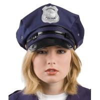 Politiepet voor volwassenen verstelbaar