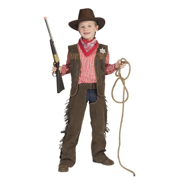 Cowboy kostuum kind Wild West Wade