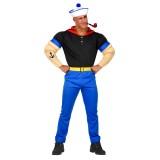 Popeye kostuum voor volwassenen