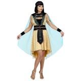 Egyptische koningin kostuum Cleopatra dames carnaval