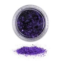 """Festival glitters """"Purple Rain"""" fijn 5gr."""