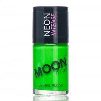 Moon fluo neon UV nagellak groen 14 ml