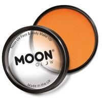 Moon neon UV cake make-up oranje 36gr