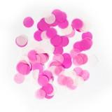 Confetti roze groot formaat