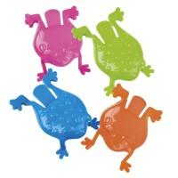 Pinata vulling speelgoed mini springende kikkers 4st