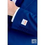 Opposuits kostuum navy royale blauw pak