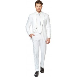 Opposuits kostuum White Knight heren