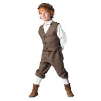 Jaren 20 Peaky Blinders kostuum kind Thomas