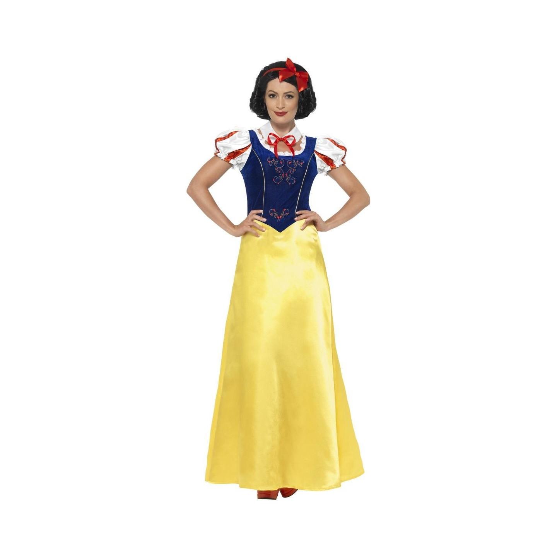 Hedendaags Sneeuwwitje jurk dames | Jokershop.be - Disney verkleedkleding ZT-44