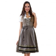 Dirndl jurk traditioneel Laundhaus + blouse