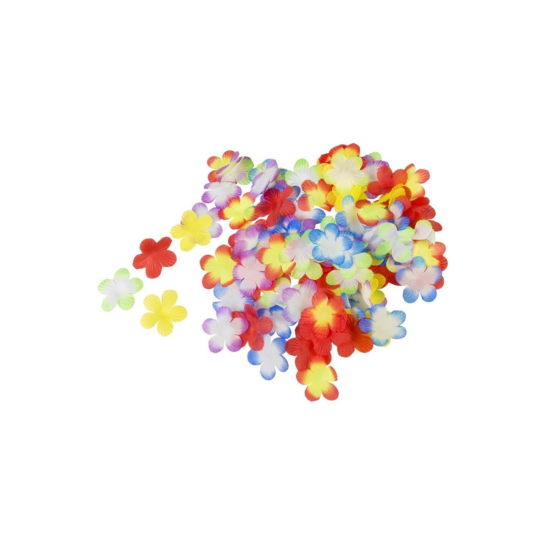 hawaii themafeest decoratie bloemetjes versiering