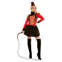 Circusdirecteur ringmaster kostuum dames