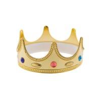 Koningskroon kind gouden kroon