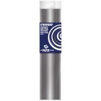 Crepepapier 50x250cm zilver
