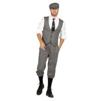Jaren 20 Peaky Blinders kostuum heren Finn