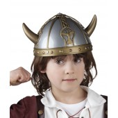 viking helm kind hoorns horens